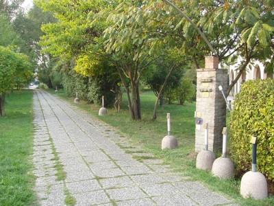 Il vialetto dei Pianeti
