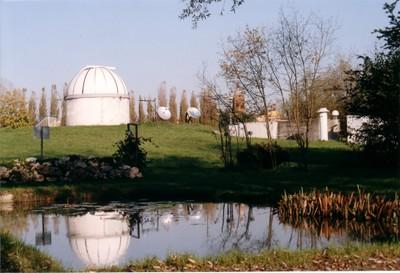 Laghetto ed Osservatorio